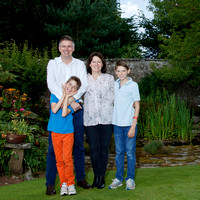 Family Portrait Photographer Dundee