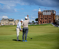 "St Andrews ""Old Course"" Golf Photographs."