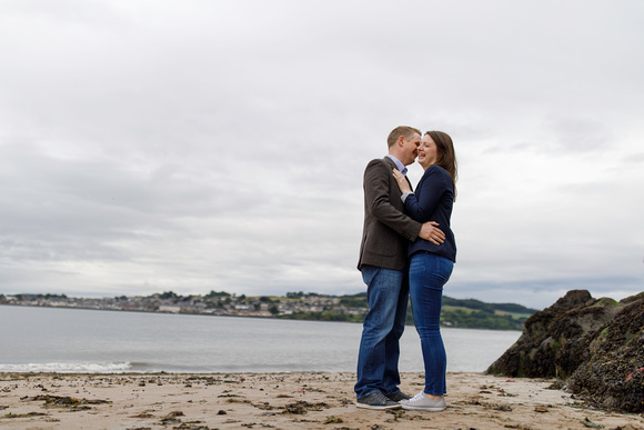Dundee Engagement Photoshoot