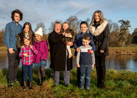 Family shoot in Perth Scotland.